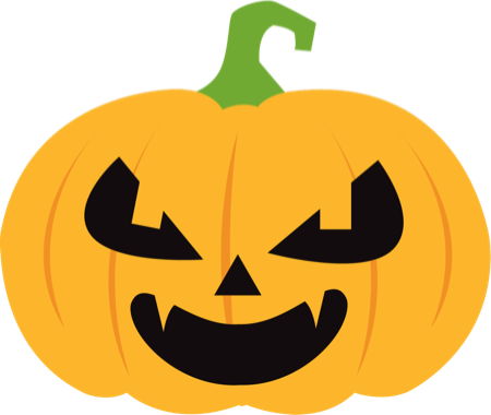 Pumpkin Halloween Emoji Sticker #1 messages sticker-11