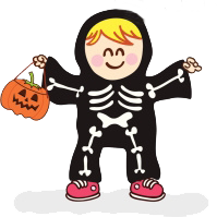 Halloween Sticker,  Emoji - Fv Pack 01 messages sticker-3