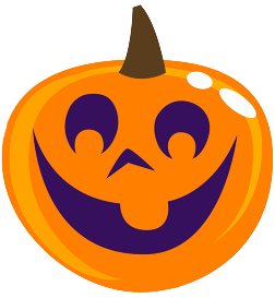 Halloween Sticker, Emoji - Fv Pack 02 messages sticker-7