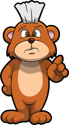 Brushy Bear messages sticker-10