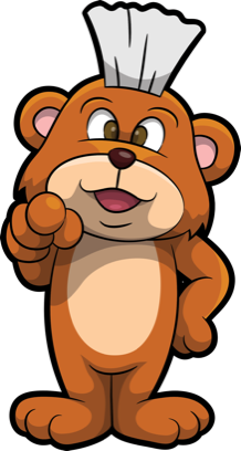 Brushy Bear messages sticker-6