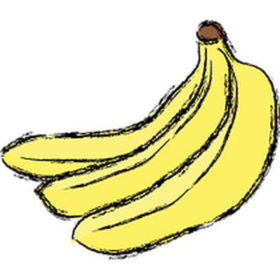 Banana Stickers messages sticker-4