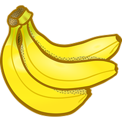 Banana Stickers messages sticker-3