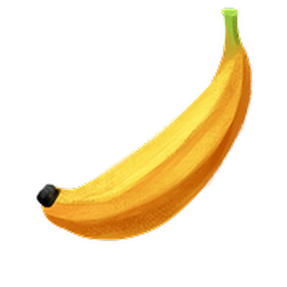 Banana Stickers messages sticker-0