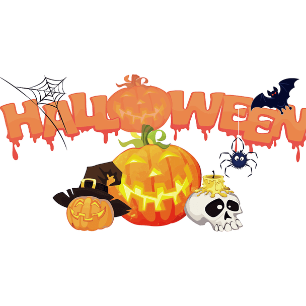 Mega Halloween Stickers Pack messages sticker-3