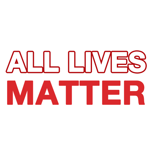 All Lives Matter Stickers messages sticker-1