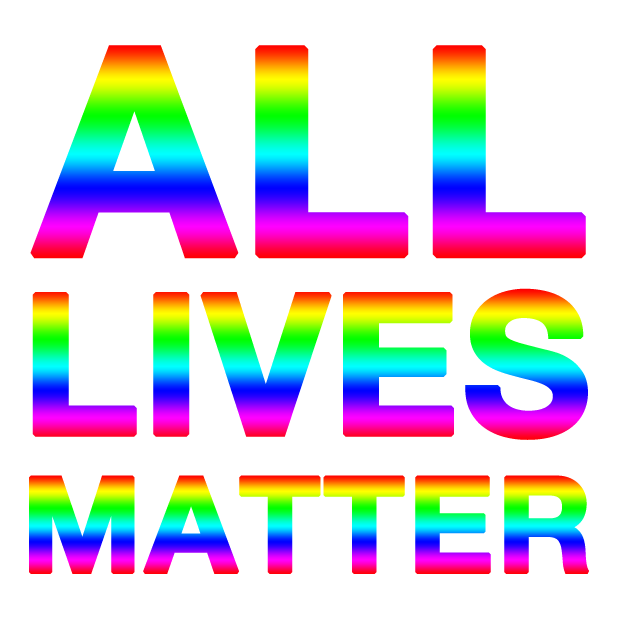 All Lives Matter Stickers messages sticker-2