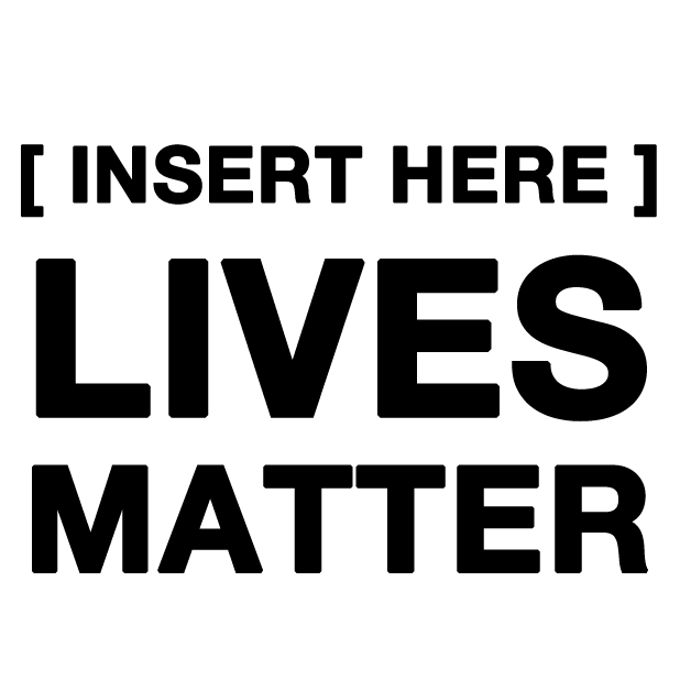 All Lives Matter Stickers messages sticker-4
