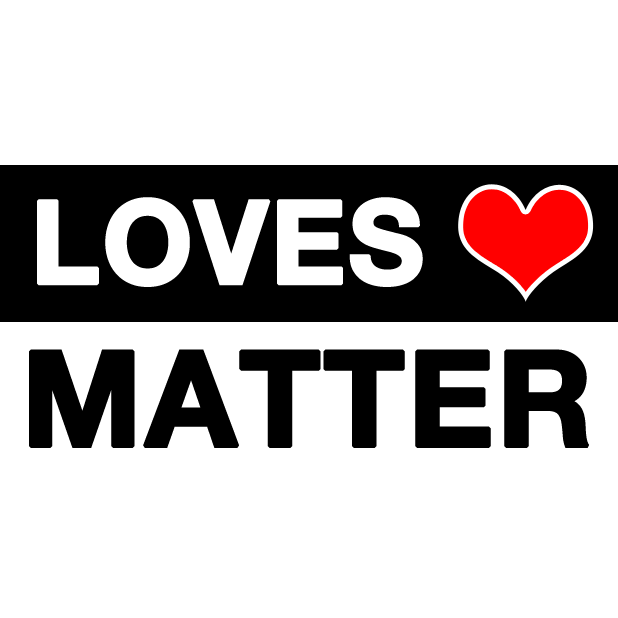 All Lives Matter Stickers messages sticker-5