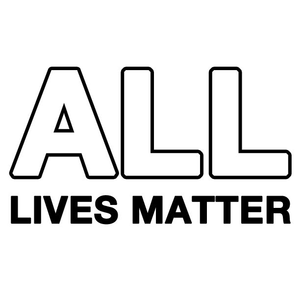 All Lives Matter Stickers messages sticker-3
