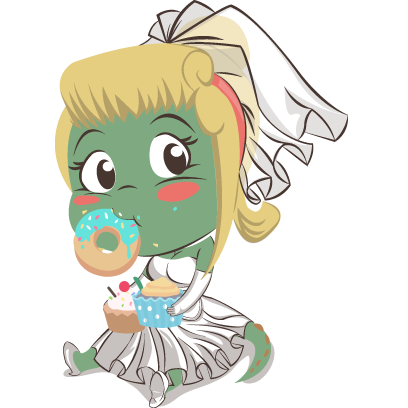 Bridezilla by Planestry messages sticker-6