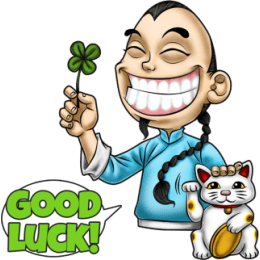Master Fu Meets the World stickers by Choppic messages sticker-8