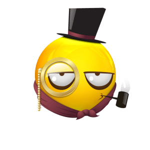 Animated Emoji Characters messages sticker-4