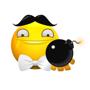 Animated Emoji Characters messages sticker-1