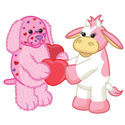 Webkinz Stickers messages sticker-6