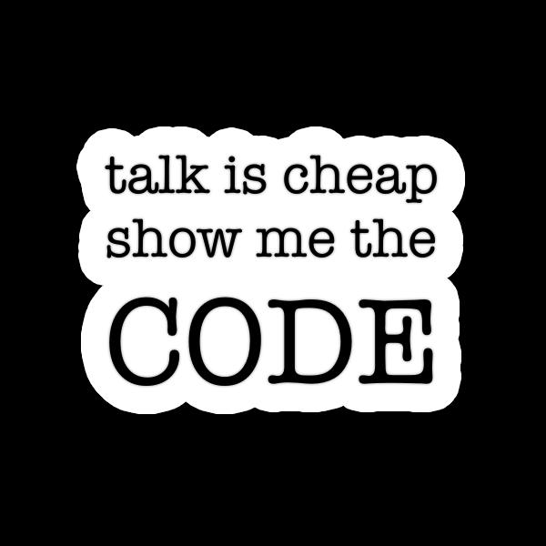Geek Caps - Nerds & Developers Stickers messages sticker-8