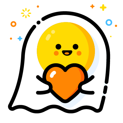 MBE Egg Stickers messages sticker-11