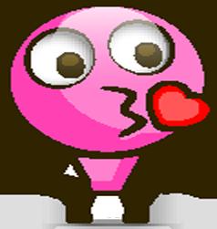 Cute Little Smileys messages sticker-2