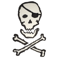 Nautical Pirate Stickers messages sticker-10