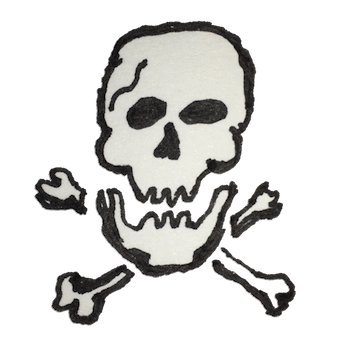 Nautical Pirate Stickers messages sticker-2