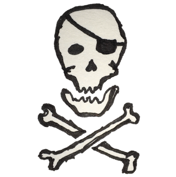 Nautical Pirate Stickers messages sticker-9