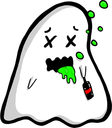 Spookie - Cute Halloween Sticker Ghost messages sticker-10