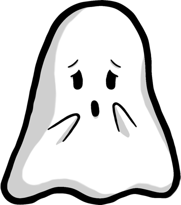 Spookie - Cute Halloween Sticker Ghost messages sticker-3