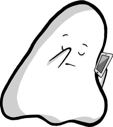 Spookie - Cute Halloween Sticker Ghost messages sticker-2