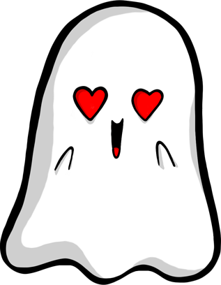 Spookie - Cute Halloween Sticker Ghost messages sticker-6