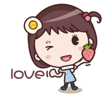 Yolk Girl Pro - Cute Stickers by NICE Sticker messages sticker-3