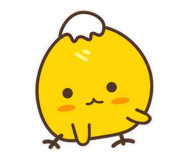 Kara Chicken - Cute Stickers by NICE Sticker messages sticker-6