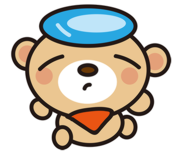 Fly Bear Pro - Cute Stickers by NICE Sticker messages sticker-6