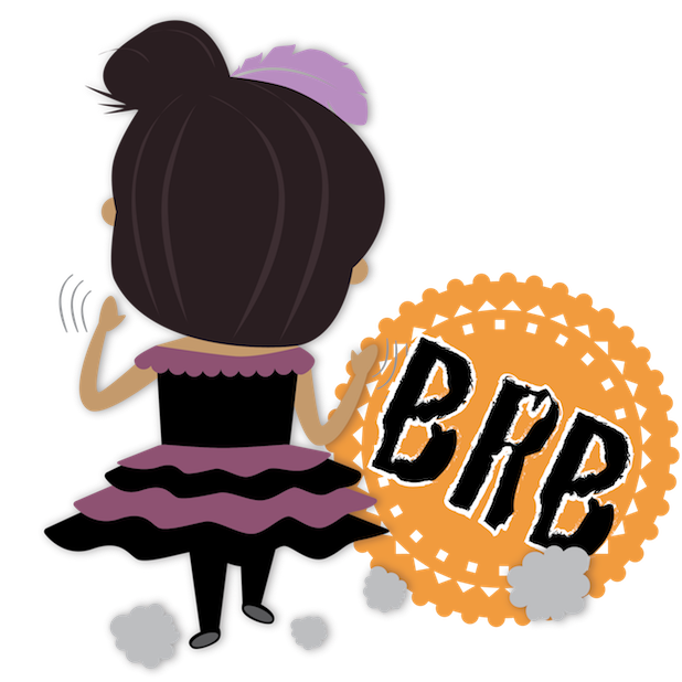 Dulce's Day of the Dead messages sticker-6