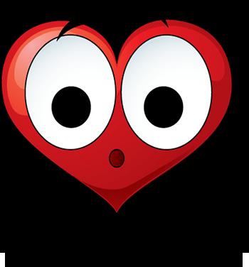 Emotion Heart Sticker - Emoji messages sticker-5