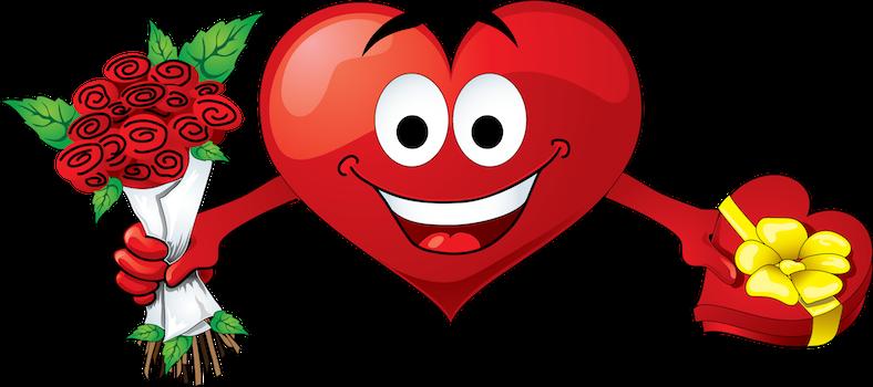 Emotion Heart Sticker - Emoji messages sticker-1