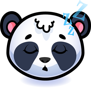Emotion Panda Sticker - Emoji messages sticker-4