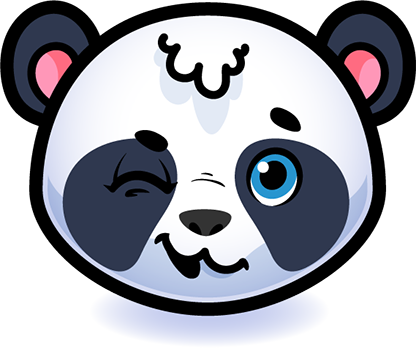Emotion Panda Sticker - Emoji messages sticker-9