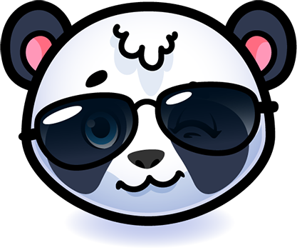Emotion Panda Sticker - Emoji messages sticker-7
