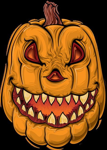Halloween Stickers Sheet messages sticker-1
