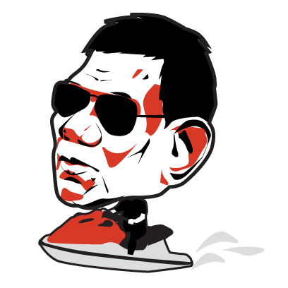 Du30 Stickers messages sticker-3
