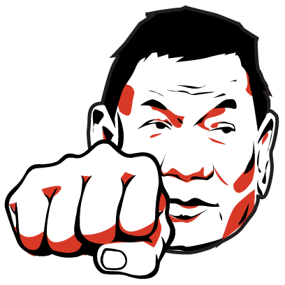 Du30 Stickers messages sticker-1