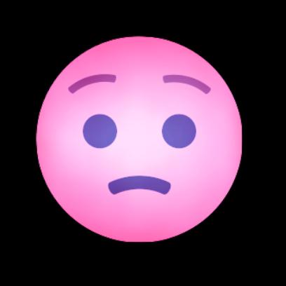 PINK Emoji • Stickers messages sticker-11