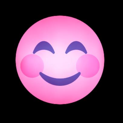 PINK Emoji • Stickers messages sticker-0