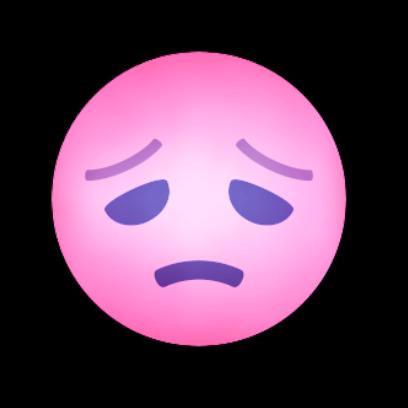 PINK Emoji • Stickers messages sticker-10