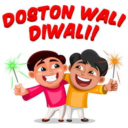 Just Diwali Things messages sticker-2