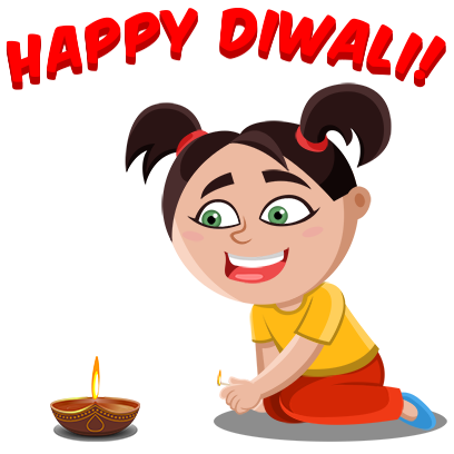 Just Diwali Things messages sticker-0