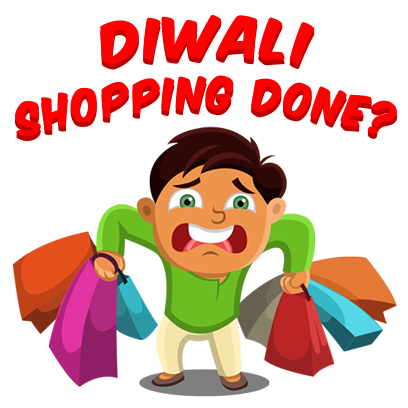 Just Diwali Things messages sticker-9