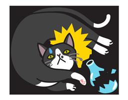 Two Cat Friends messages sticker-11