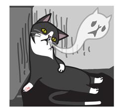 Two Cat Friends messages sticker-0