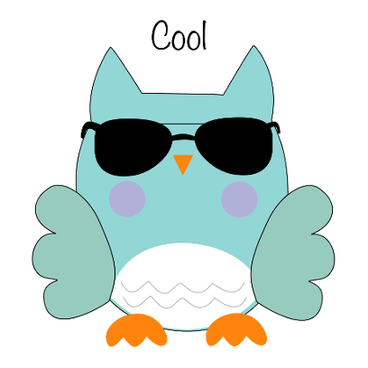 Owl World Stickers messages sticker-8